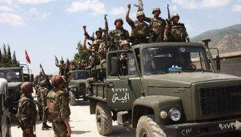 درعا على صفيح ساخن وتعزيزات لعصابات الأسد بعد تلقيها عدة ضربات موجعة.