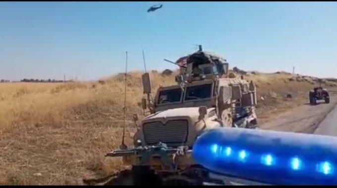 إصابة عدد من الجنود الأمريكيين في حادثة سير شمال شرق سوريا.