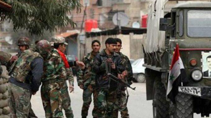 الأمن العسكري يشن حملة اعتقالات طالت 21 شاباً شرق حلب.