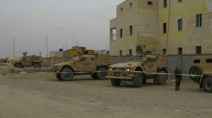 هي الأضخم هذا العام.. قافلة عسكرية للتحالف الدولي تصل إلى ريف الحسكة.