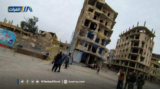 زيارة مرتقبة لمسؤول رفيع المستوى إلى ديرالزور وانتشار مكثف لعصابات الأسد.