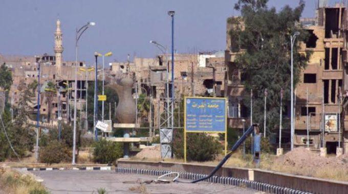 مجدداً ديرالزور تتعرض لتهميش وازدراء نظام الأسد بعد اتخاذه هذه الإجراءات.